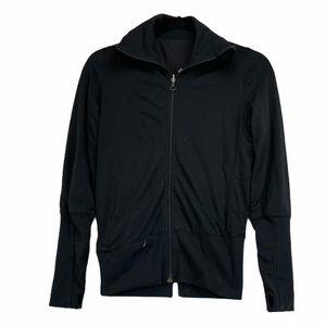 Lululemon Raja Black Reversible RARE Jacket